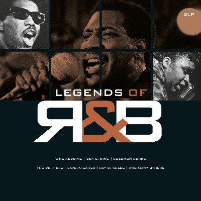 Various Artists - Legends Of R&B  (2018) - Vinyl