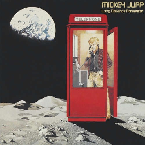 Mickey Jupp - Long Distance Romancer (2013)