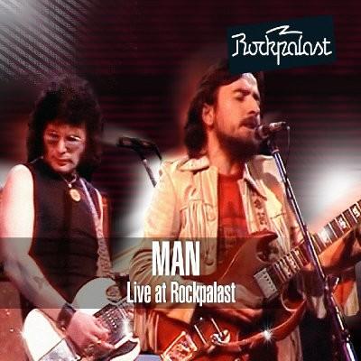 Man - Live At Rockpalast 1975 (CD + DVD)