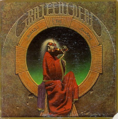 Grateful Dead - Blues For Allah (Reedice 2018) – Vinyl