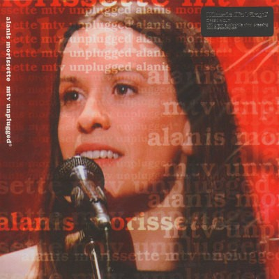 Alanis Morissette - MTV Unplugged (Edice 2013) - 180 gr. Vinyl