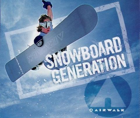 Various Artists - Snowboard Generation (1998)