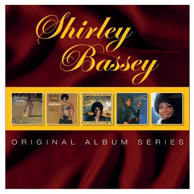 Shirley Bassey - Original Album Series (5CD BOX 2014)