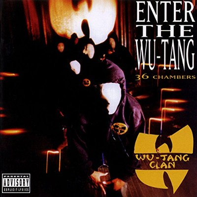 Wu-Tang Clan - Enter The Wu-Tang Clan (36 Chambers)/Edice 2016 - Vinyl