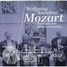 Wolfgang Amadeus Mozart - Flétnové Kvartety  (2014) KLASIKA