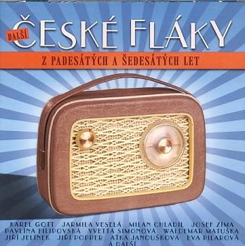 Various Artists - Další české fláky z padesátých a šedesátých let