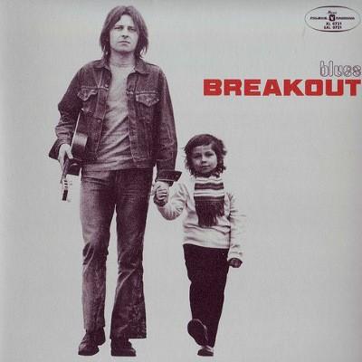 Breakout - Blues (Digipak, Edice 2005)