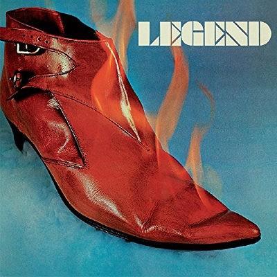 """Legend - Legend """"Red Boot"""" (Remastered 2016) - 180 gr. Vinyl"""