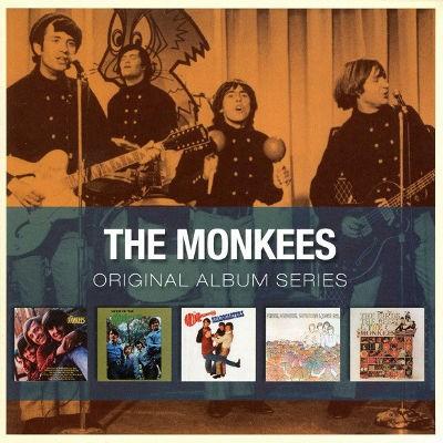 Monkees - Original Album Series (5CD, BOX)