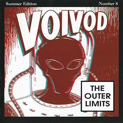 Voïvod - Outer Limits (Limited Japan Import, Edice 2018)