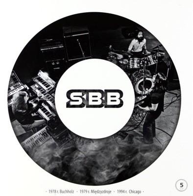 SBB - Koncerty 1978,1979,1994 /Box koncertowy
