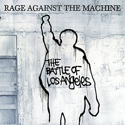 Rage Against The Machine - Battle Of Los Angeles (Reedice 2018) – Vinyl
