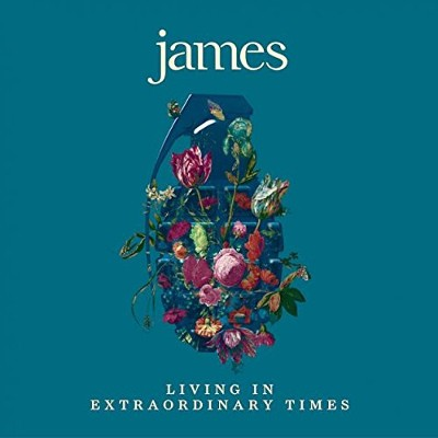 James - Living In Extraordinary Times (Limited Coloured Vinyl, 2018) - Vinyl