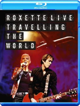 Robbie Williams - Live-Travelling the World/BRD+CD