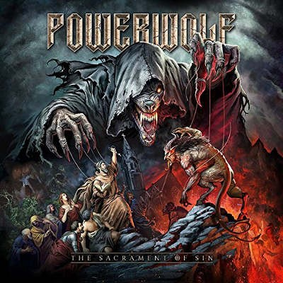 Powerwolf - Sacrament Of Sin (2018) – Vinyl