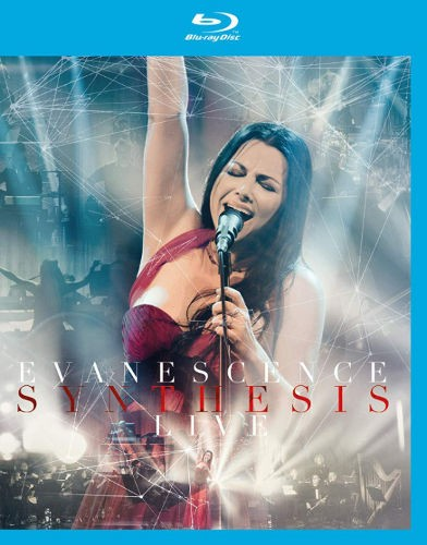 Evanescence - Synthesis Live (Blu-ray, 2018)