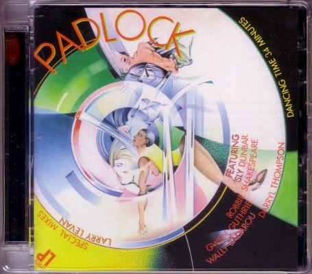 Gwen Guthrie - Padlock (Special Mixes By Larry Levan) /Edice 2008