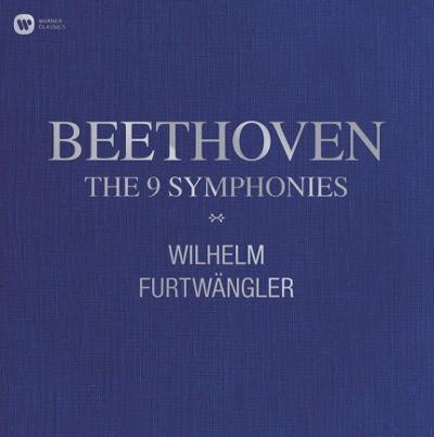 Ludwig Van Beethoven - Kompletní symfonie – Symfonie č. 1-9 (Deluxe 10LP BOX, 2018) – Vinyl
