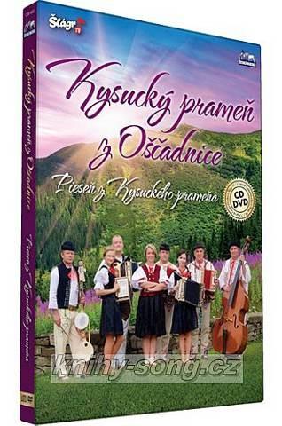 Kysucký prameň z Oščadnice - Pesnička z Kysuckého prameňa,(CD+DVD)