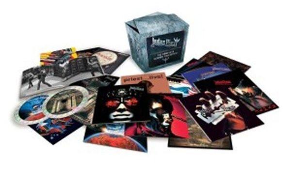 Judas Priest - Complette albums collection (2013)