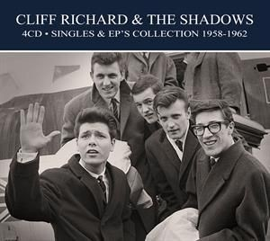 Cliff Richard & The Shadows - Singles & Ep's.. .. Collection 1958 -1962 (2018)