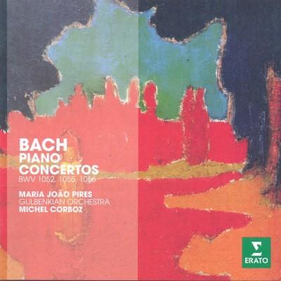 Maria Joao Pires - Bach: Klavierkonzerte Bwv 1052,1055,1056