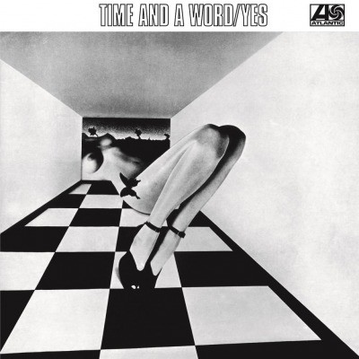 Yes - Time and a Word/180GR.Vinyl