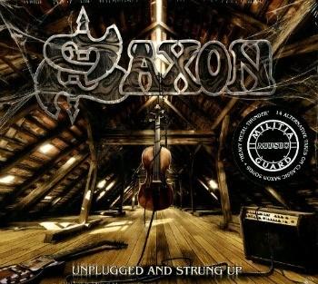 Saxon - Unplugged And Strung Up/Ltd.