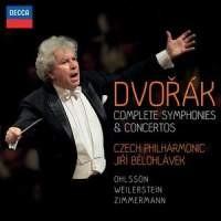 Dvorák, Antonín - Dvořák-Kompletní symfonie a koncerty