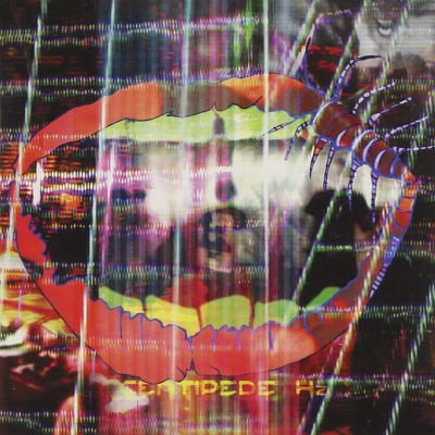 Animal Collective - Centipede Hz (Digipack, 2012)