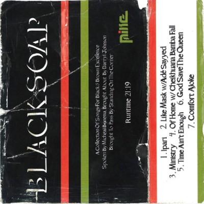 Mike - Black Soap (2018)