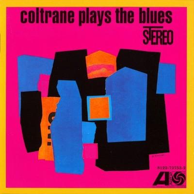 John Coltrane - Coltrane Plays The Blues (Edice 2000)