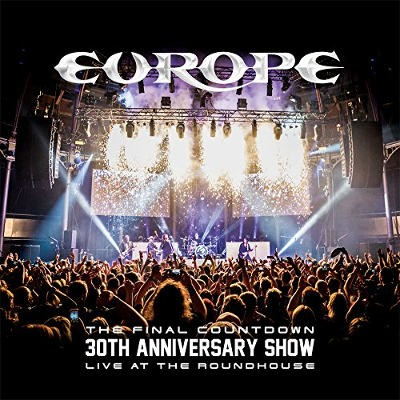 Europe - Final Countdown (2LP+2CD+BRD, Limited 30th Anniversary Edition 2017)