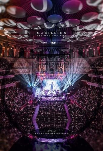 Marillion - All One Tonight: Live At The Royal Albert Hall (2DVD, 2018)