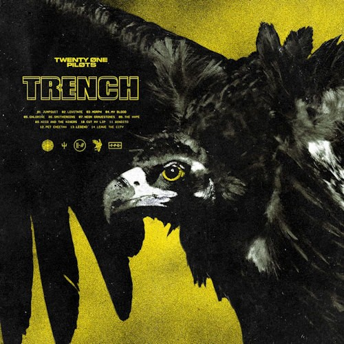 Twenty One Pilots - Trench /Vinyl (2018)