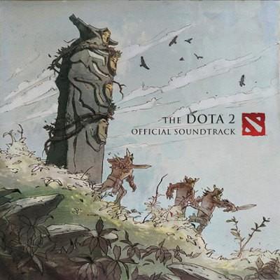 Soundtrack / Valve Studio Orchestra - Dota 2 Official Soundtrack (2017) - Vinyl