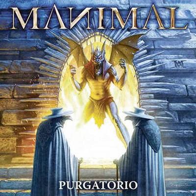 Manimal - Purgatorio (Limited Yellow Vinyl, 2018) - Vinyl