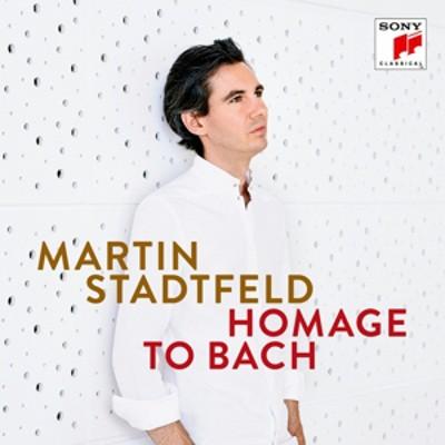 Johann Sebastian Bach, Martin Stadtfeld - Homage To Bach (2018)