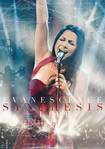 Evanescence - Synthesis Live (DVD, 2018)