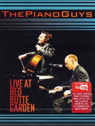 Piano Guys - Live At Red Butte Garden (DVD, 2013)