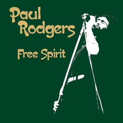 Paul Rodgers - Free Spirit (CD+DVD, 2018)