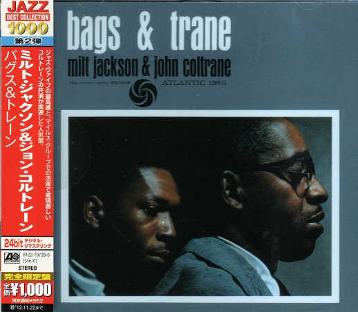 Milt Jackson & John Coltrane - Bags & Trane (Edice 2013)