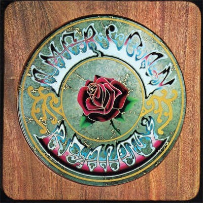 Grateful Dead - American Beauty (Edice 1987)