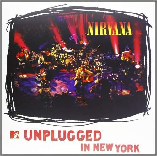 Nirvana - MTV Unplugged In New York - 180 gr. Vinyl