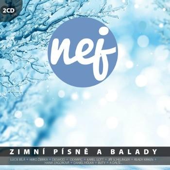 Various Artists - Nej zimní písně a balady