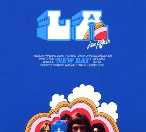 Love Affair - New Day (Digipack, Edice 2008)