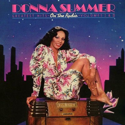 Donna Summer - On The Radio: Greatest Hits Vol. 1 & 2 (Limited Edition 2018) - Vinyl