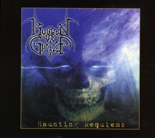 Burden of Grief - Haunting Requiems /Digipack-Golden Cd