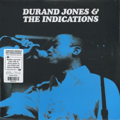 Durand Jones & The Indications - Durand Jones & The Indications (Edice 2018) - Vinyl