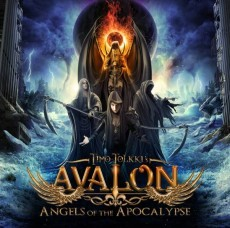 Timo Tolkki's Avalon - Angels Of The Apocalypse/Blue Vinyl